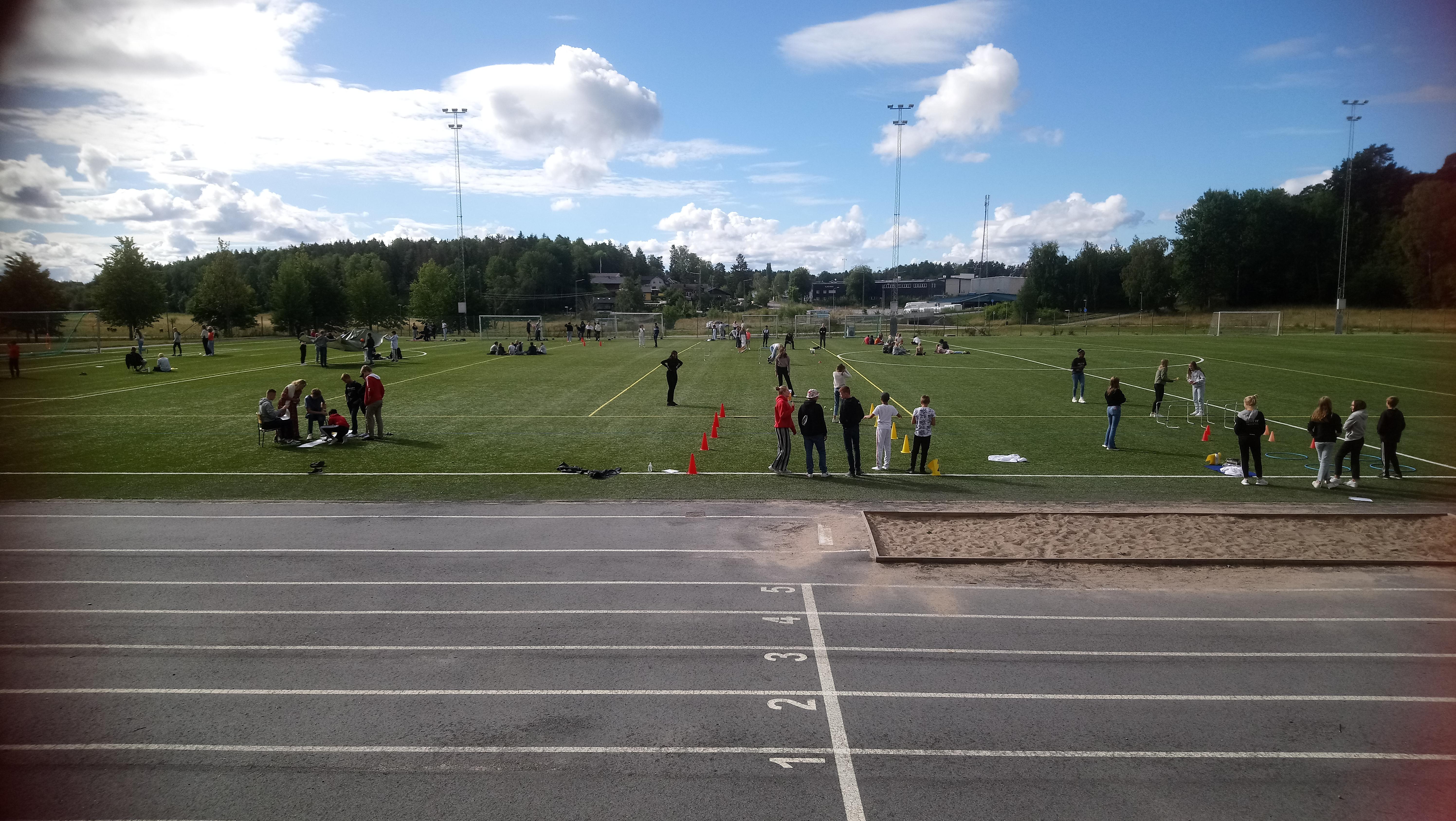 Värdegrundsdagar på Södervik